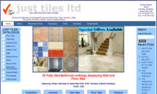web site designed, originated and developed by ReadyWeb
